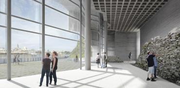 Nuevo Edificio - Hall Mirador